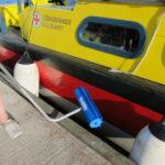 Sjöräddningssällskapet SSRS använder Scrubbis