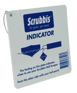 scrubbis-indicator-plate
